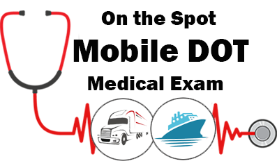 On the Spot DOT Medical Exams